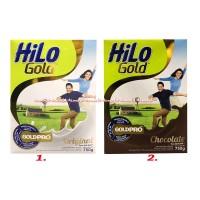 Hilo Gold Chocolate Susu Formula Susu Kalsium 750gr Unt Diskon
