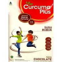 Susu Curcuma Plus Susu Bubuk Rasa Coklat Kurkuma 1-6tah Murah