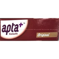 Apta+ Glukofit Apta Plus Susu Mengurangi Kolesterol Ori Limited