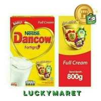 Harga Susu Dancow Full Cream Fortigro Travelbon.com