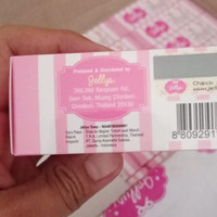 Jual Sabun Pemutih Jelly Pure Soap Dijamin Original 100% Thailand Murah