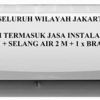Murah Promo Ac Daikin Inverter 1/2 Pk Ft-Kc15Pvm4 (Freon R-32, 280-520