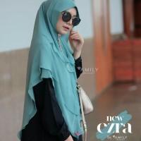 Khimar NEW EZRA TEAL KHIMAR Antem Amily Hijab