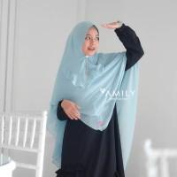 Khimar NEW EZRA RAIN KHIMAR Antem Amily Hijab