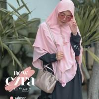Khimar NEW EZRA SALMON KHIMAR Antem Amily Hijab