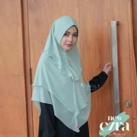 Khimar NEW EZRA MATCHA KHIMAR Antem Amily Hijab