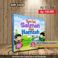 Buku Anak Serial Salman Dan Hamzah - 10 Buku Colorfull