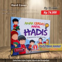 Buku Anak Cerdas Hafal Hadis Full Color
