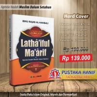Buku Lathaiful Maarif Agenda Ibadah Muslim Dalam Setahun