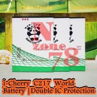 Baterai i Cherry C217 Double IC Protection