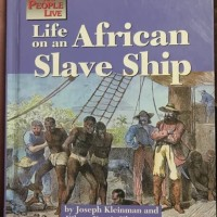 Life On An African Slave Ship - Joseph Kleinman (ENGLISH VERSION)