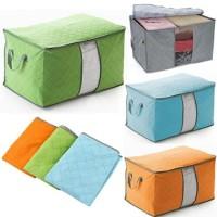 Storage Bag Lebar / Organizer Baju