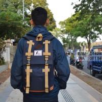 Jual Tas Ransel Malang - Tas Backpack Laptop yang Bagus - Tas Backpack
