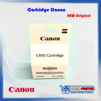 Head Cartridge Canon CA92 Color NEW Original - G1000 G2000 G3000 G4000