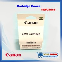 Head Cartridge Canon CA91 Black NEW Original - G1000 G2000 G3000 G4000