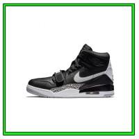 3ef6dab3d80a Sepatu Basket Nike Legacy 312 Black Cement Original AV3922-001