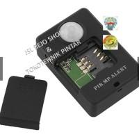 Alarm PIR Pendeteksi Gerak GSM Wireless