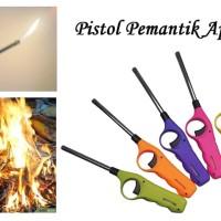 Pistol Pemantik Api UTU / Lighter Panjang / Korek Api Serbaguna BBQ