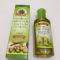 Minyak Zaitun Extra Virgin Olive Oil Al Kamir 60 ml