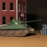 WTM 1/144 - Sherman Firefly - world tank museum by Takara - kaiyodo