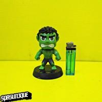 Pajangan Solar Figure Hulk