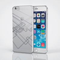 Elecom iPhone 6 Plus Shell Cover Light Line