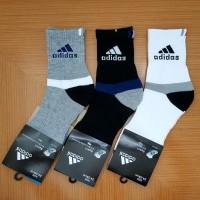 kaos kaki sport cowok adidas import