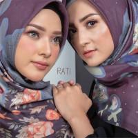 jilbab voal ultrafine mylady batik