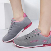 R9 Sepatu Kets Run ADS Abu  SEPATU WANITA   SEPATU OLAHRAGA 57ff759dcb