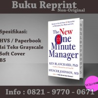 The New One Minute Manager - Spencer Johnson (Buku Import/ Reprint)