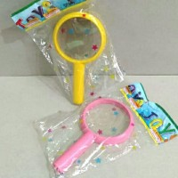 Mainan Kaca Pembesar/Luv