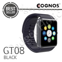 Super Murah! Onix Smartwatch GT08 - Black Smart Watch