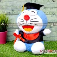 Boneka Wisuda Doraemon ( HK - 601442 )