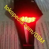 Best Seller Spakbor Belakang Led Stop + Sen Spabor Klx Lampu