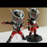 WCF Masked Kamen Rider Ryuki - Set - Original Bandai Japan Import