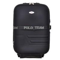 [Plaza Tas Wanita] Polo Team Tas Koper 2 Roda 933 Size 20inch - Hitam