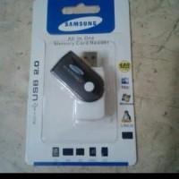 promo all in 1 memory card reader emblem merk samsung untuk micro sd.
