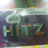 Kartu perdana data internet AXIS KUOTA 2GB BEBAS 24JAM FULL