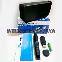 Wireless Presenter/presentasi/laser pointer PP1000 AAA