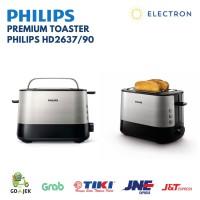 Toaster Philips HD2637 ( Alat Pemanggang Roti )