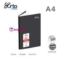 Arto A4 Hard Cover Sketch Book 110gsm /Arto Sketch Book A4 Hard Cover
