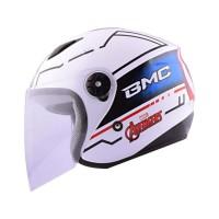 Helm BMC 02 Milan Avenger Captain America Half Face Size L – SH710