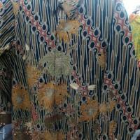 Batik Danar Hadi Lengan Panjang Original Hijau [ADN-PJ117]