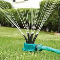 Irigasi Air Taman Multi Head Sprinkle Fogging Water 360 - JTM1