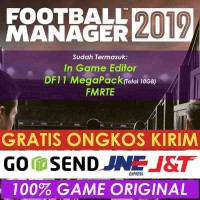 [GAME PC] FOOTBALL MANAGER 2019 | Original Sharing Account | FM 2019