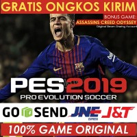 PES 2019 + Latest Patch | GAME PC | ORIGINAL SHARING ACCOUNT