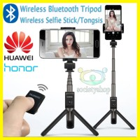 Wireless Tripod Tongsis Huawei Honor AF15 Bluetooth 360 Hp Selfie baru