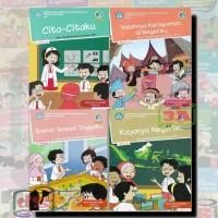 Buku Tematik Kelas 4 SD Tema 6789 Semester 2 K2013 Edisi Revisi 2018