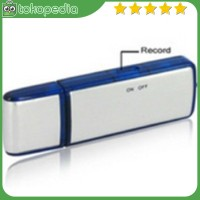 USB Flashdrive Sound Voice Recorder / Flashdisk Perekam Suara - 8GB