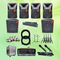 Harga 1 Paket Sound System Travelbon.com